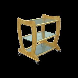Glass Trolley