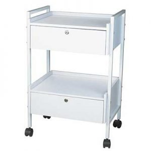 Spa Equipment Cart