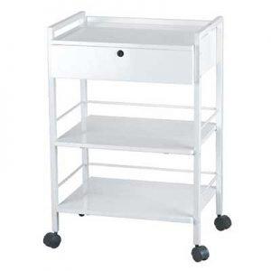 Spa Equipment Cart
