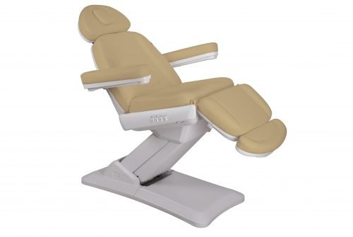 Esthetician electric facial bed and chair