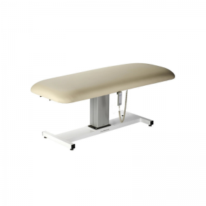 Almond color hydrotherapy massage table