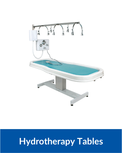 Homepage category for Hydrotherapy Tables