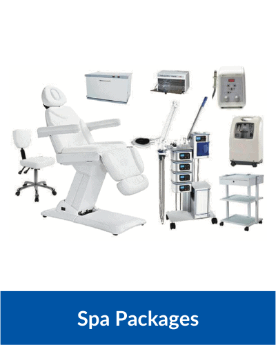 Spa Packages - Professional Spa Equipment